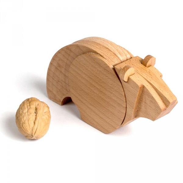 "wodibow Holztier Puzzle Nanodont Bär ""Groso"""