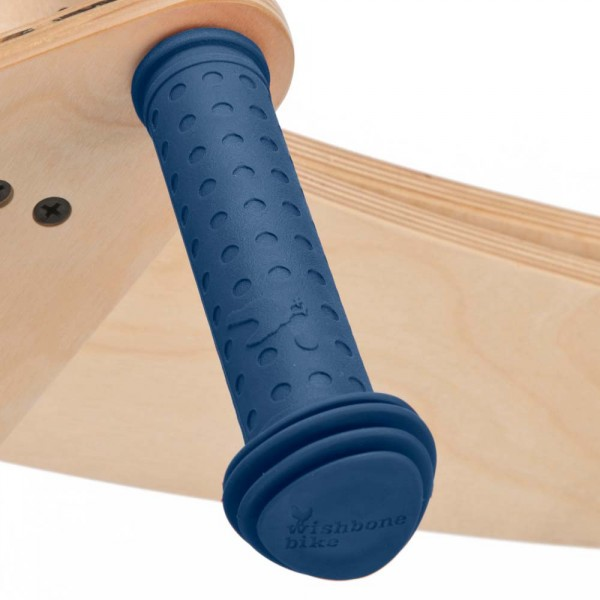 Wishbone Lenkergriffe für Laufrad blau