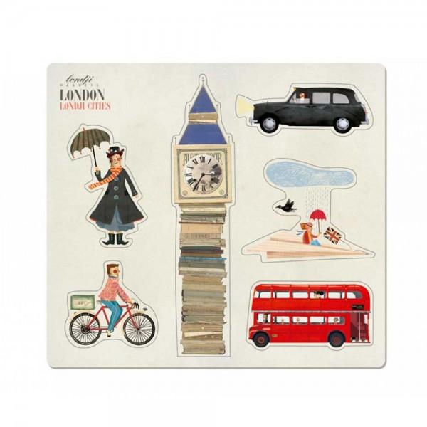 Londji Kinder Magneten London