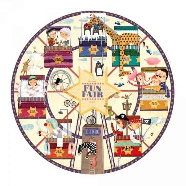 Londji Kinder Puzzle Fun Fair