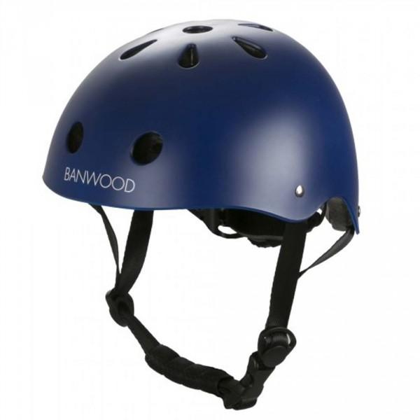 Banwood Kinderhelm XS blau