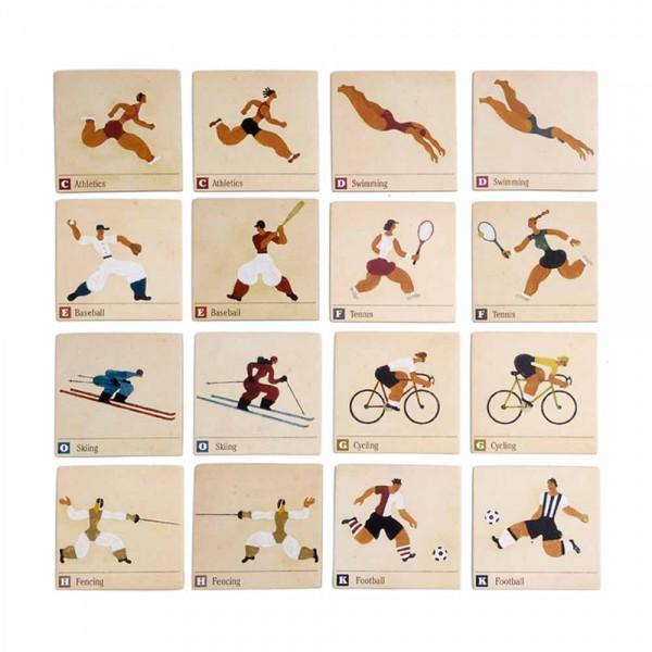 Londji Kinder Memo Sports Memo