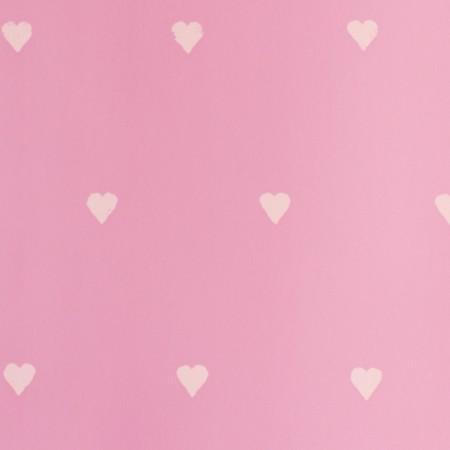 Harlequin Tapete Herzen pink