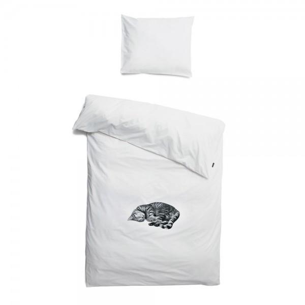 Snurk Bettwäsche Katze 135 x 200
