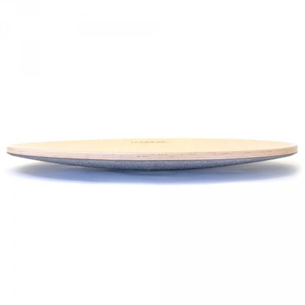 Wobbel Balance Board 360 mit Filz anthrazit