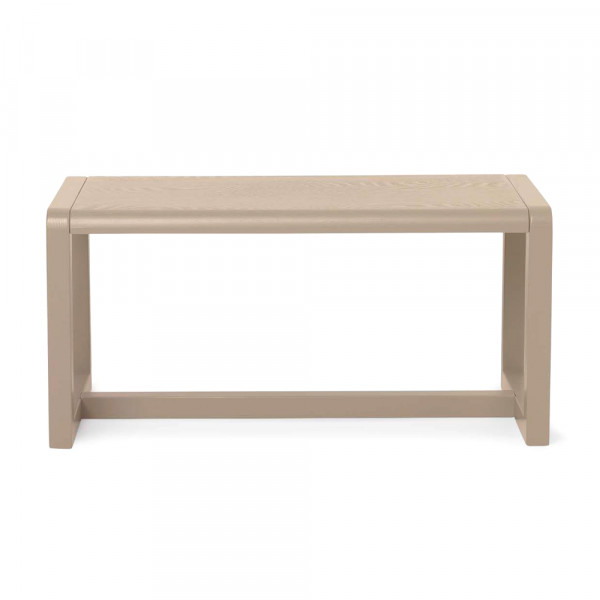 Ferm Living Kinderbank Little Architect beige