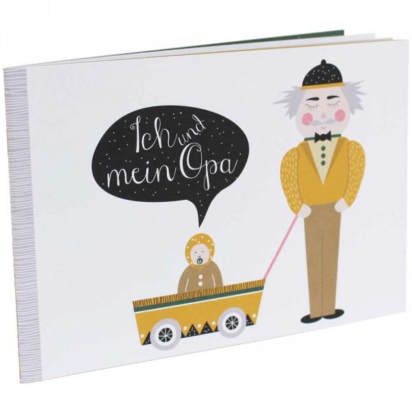 """Ava & Yves Erinnerungsbuch """"Ich & mein Opa"""""""