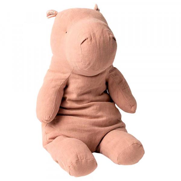 Maileg Stofftier Hippo zartrosa gross