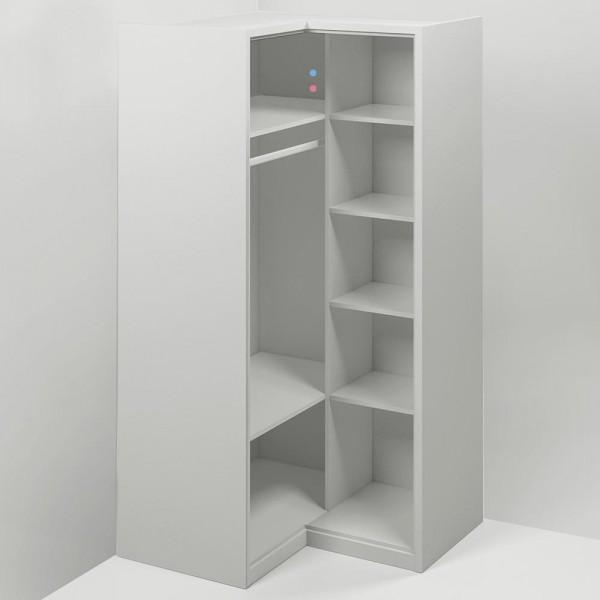 Muba Bespoke System Eck Schrankmodul 2 türig