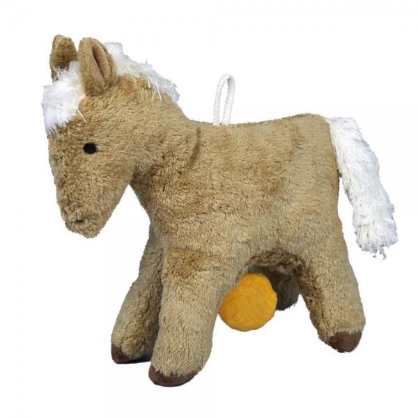 Senger Spieluhr Pferd beige