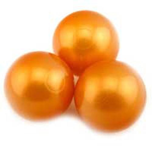 Minibe Bälle für Bällebad gold