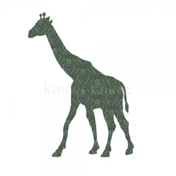 Inke Tapetentier Giraffe 013