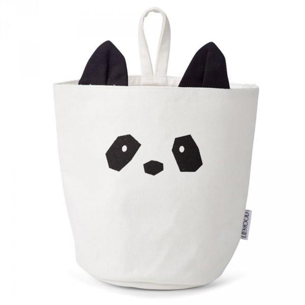 Liewood Körbchen Panda creme