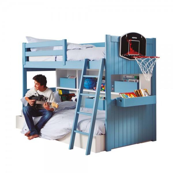 Asoral Roomplanner halbhohes Bett