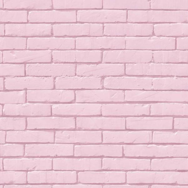 Caselio Pretty Lili Tapete Mauer rosa