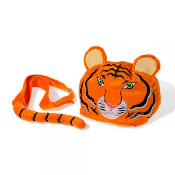 Oskar & Ellen Tier Spielmütze Tiger