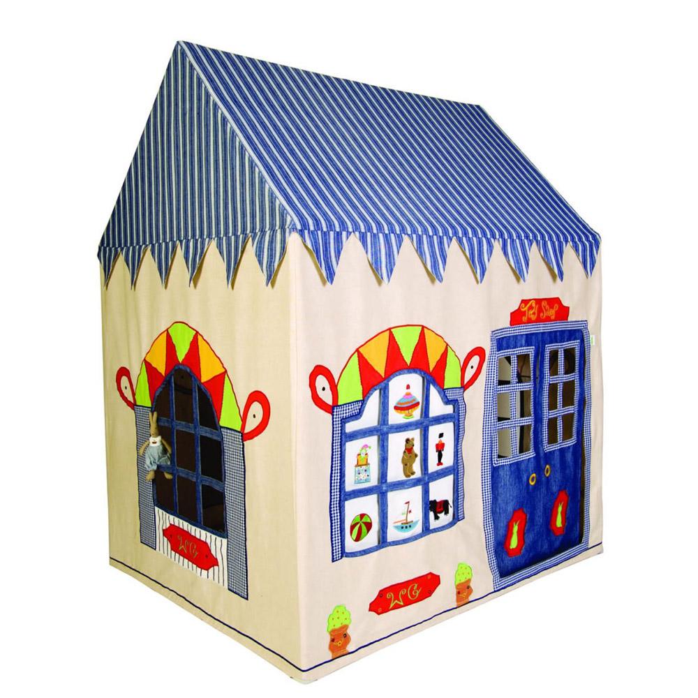 win green spielhaus toyshop bei kinder r ume. Black Bedroom Furniture Sets. Home Design Ideas