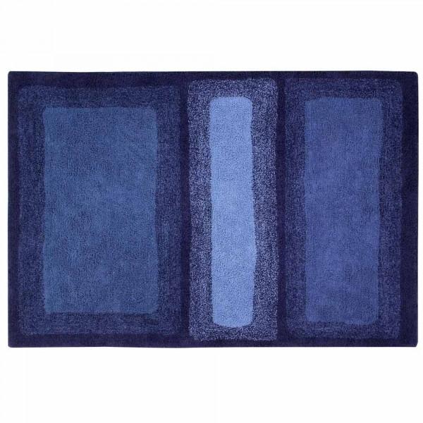 "Lorena Canals Teppich ""Water"" blau"