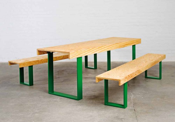 Pure Position beer & bench Bank