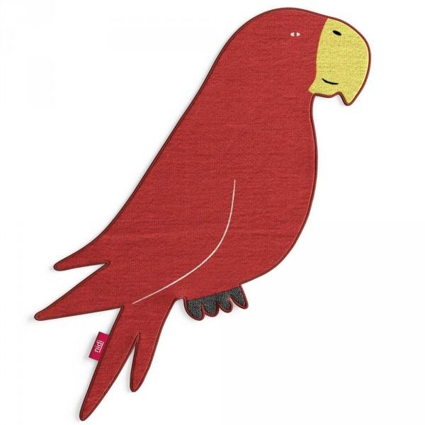 Nidi Kinderteppich Papagei