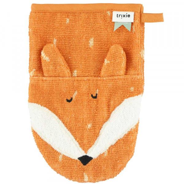 Trixie Waschlappen Fuchs Mr. Fox