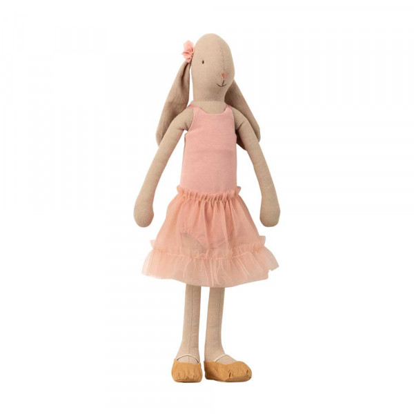 Maileg Stofftier Hase Bunny Größe 3 Ballerina rosa