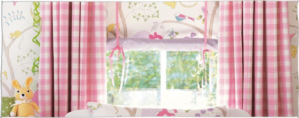 Vorhänge Kinderzimmer | Kinderzimmer Gardinen Im Kinder Raume Magazin Kinder Raume