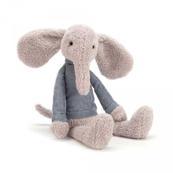 Jellycat Kuscheltier Jumble Elefant mit Pullover