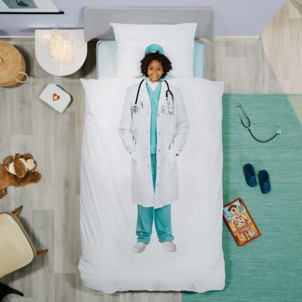 Snurk Bettwäsche Arzt 135 x 200