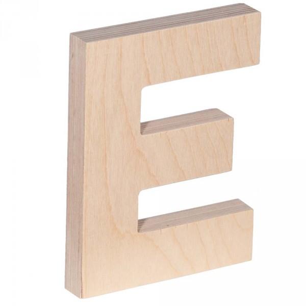 """Trixie Holzbuchstabe """"E"""""""