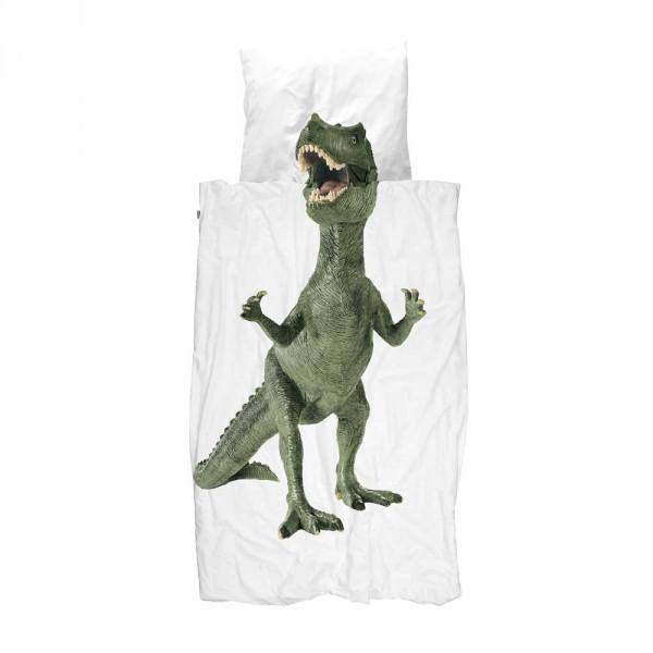 Snurk Bettwäsche Dinosaurier 135 x 200