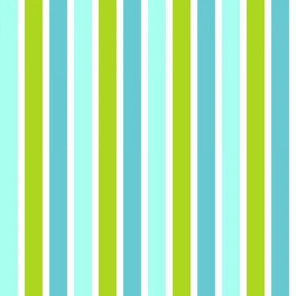 Rasch Textil Everybody Bonjour Tapete Streifen grün türkis