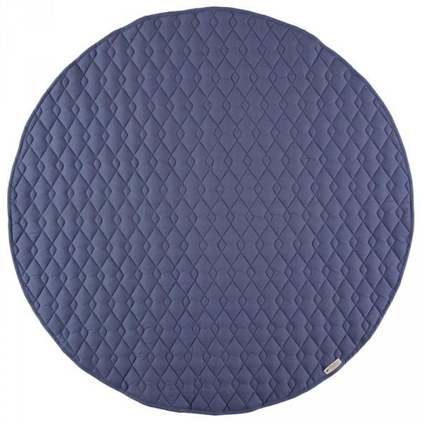 Nobodinoz Spielteppich Kiowa Aegean blau