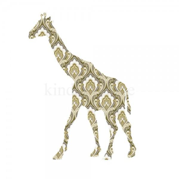 Inke Tapetentier Giraffe 096