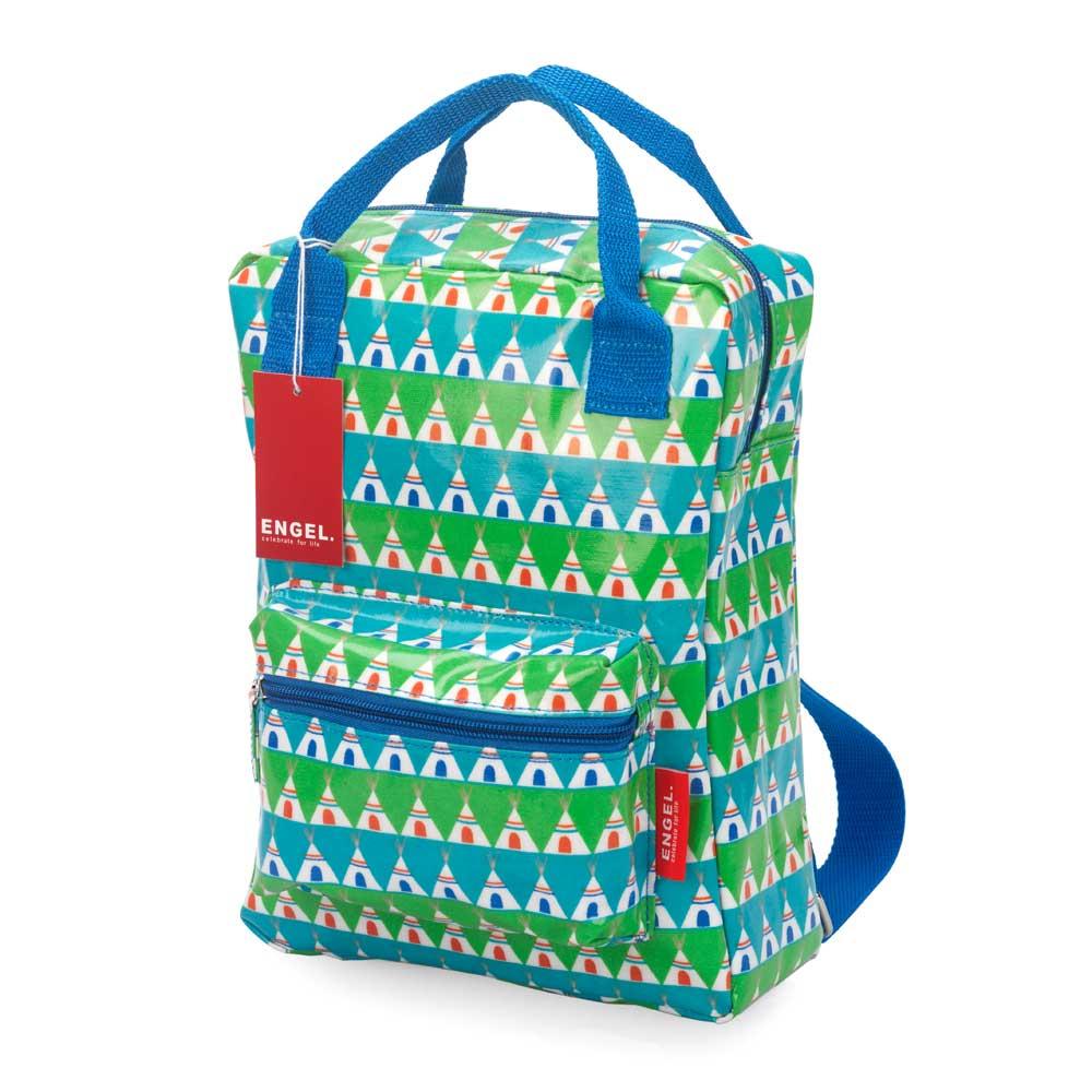 engel kinder rucksack wigwam gr n blau klein bei kinder r ume. Black Bedroom Furniture Sets. Home Design Ideas
