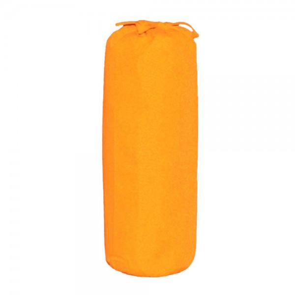 Taftan Spannbettlaken 70 x 140 cm uni orange