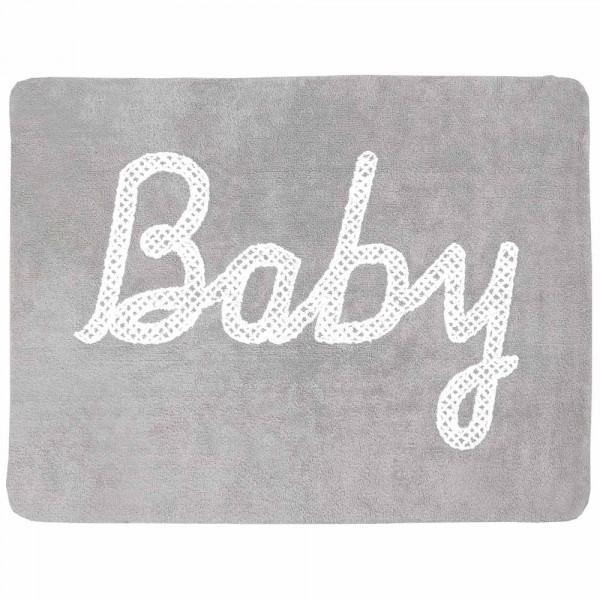 Lorena Canals Teppich Baby grau