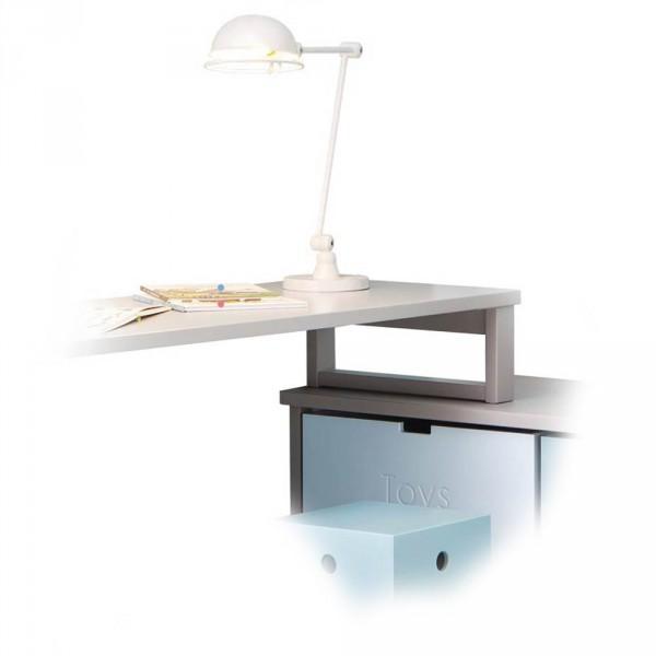 Muba Bespoke Seitenteil Rahmen kurz für Schreibtisch / Tischplatte