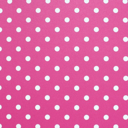 Esta Home Punktetapete pink weiss