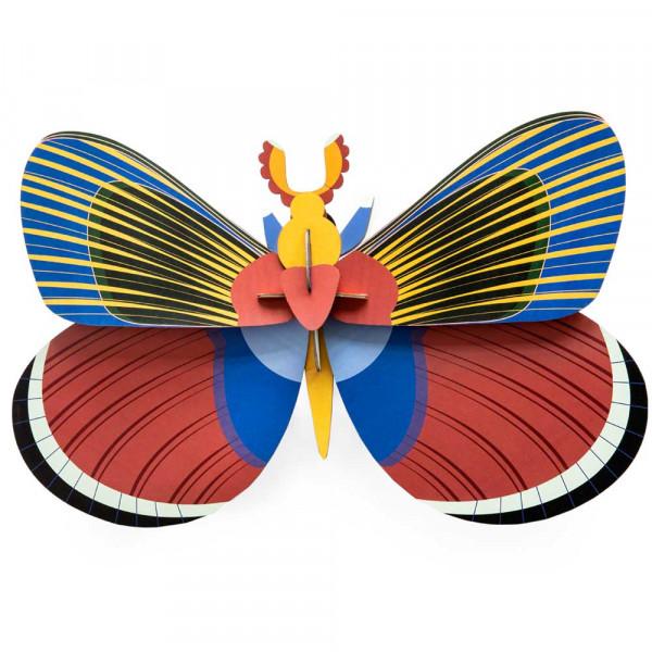 studio ROOF 3D Schmetterling groß Pappe