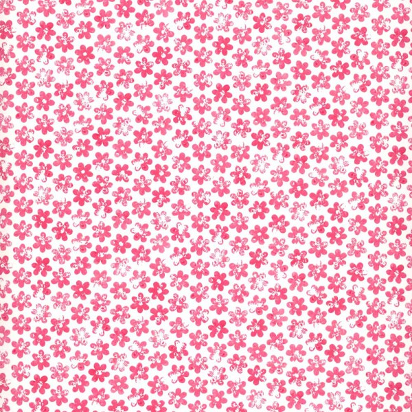 Harlequin all about me Tapete Blümchen pink