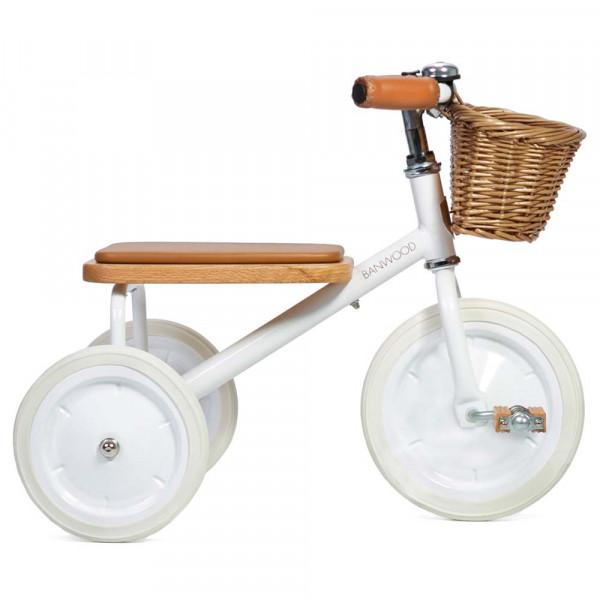 Banwood Kinder Dreirad weiss