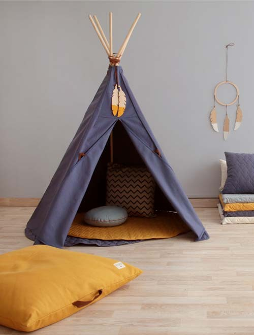 Tipi Zelt Kinderzimmer im kinder räume online Shop kaufen | kinder räume