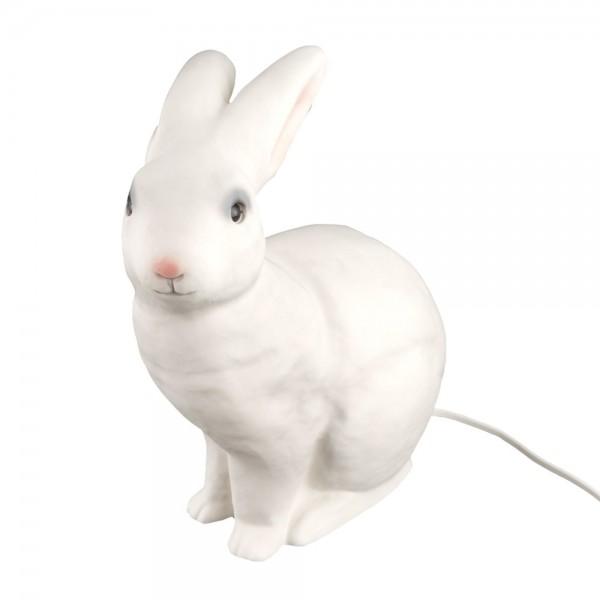 Egmont Toys Hasenlampe Nachtlicht weiß
