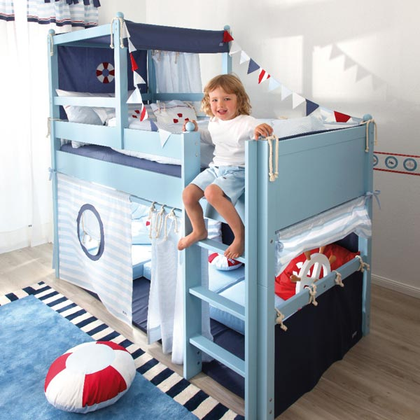 kinderbett junge bei kinder r ume aus d sseldorf kinder r ume. Black Bedroom Furniture Sets. Home Design Ideas