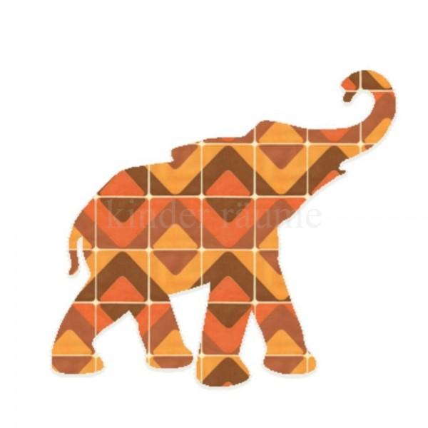 Inke Tapetentier Babyelefant 077