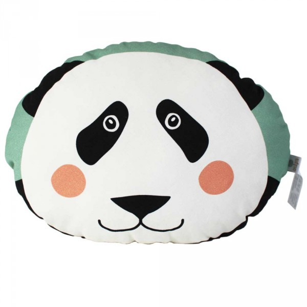 Ava & Yves Dekokissen oval Panda gross