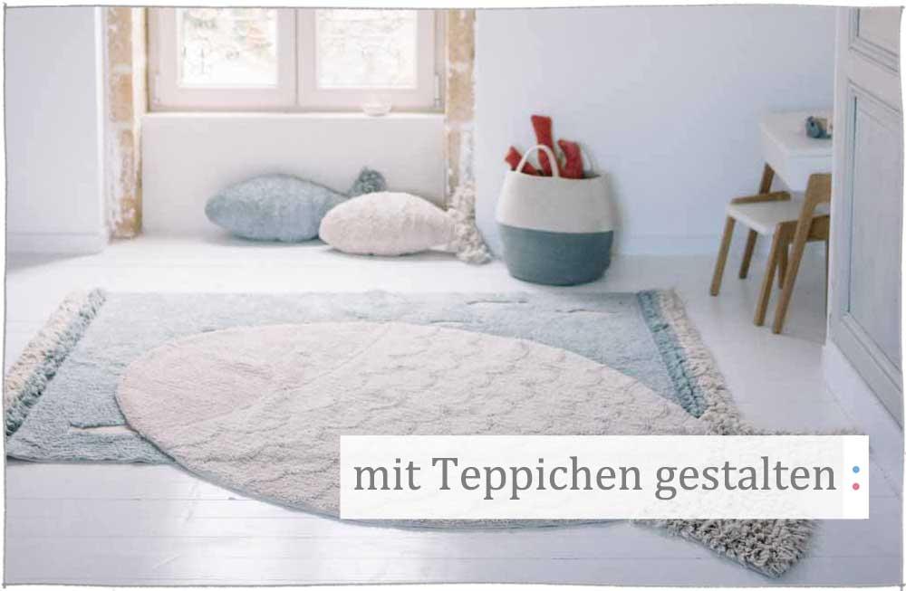 Kinderzimmerteppich | Teppich Kinderzimmer gestalten | Deko Ideen im ...
