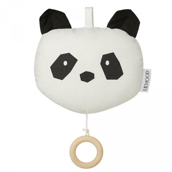 "Liewood Spieluhr ""Alma"" Panda creme"
