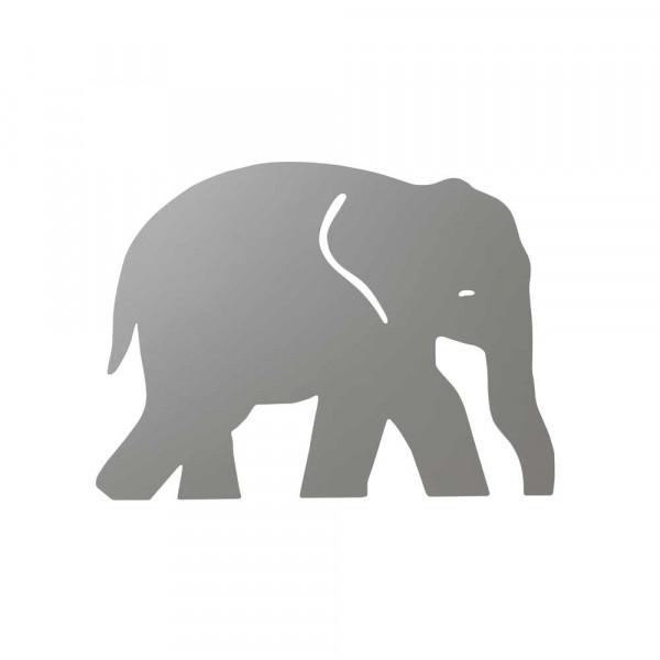 Ferm Living Wandlampe Elefant grau